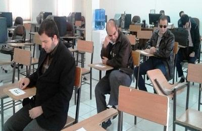 برگزاری کلاس مهارتهای رایانه برای نابینایان