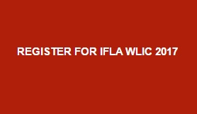 Online registration at 83rd  IFLA